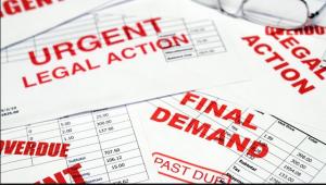 Business debts image